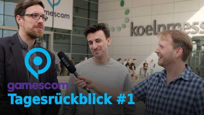 Tagesrückblick von der Gamescom 2019: Neue Spiele, Journalisten-Romantik und AoE 2