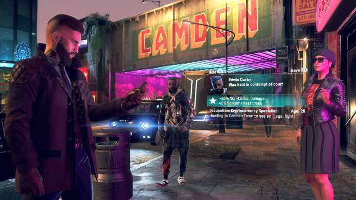 Watch Dogs Legion: Mit neun Millionen Protagonisten durch London