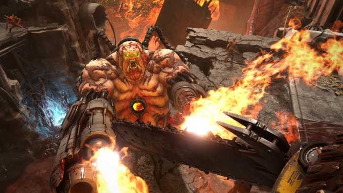 Doom Eternal: Die brutale Dämonenhatz erreicht neue Höhen