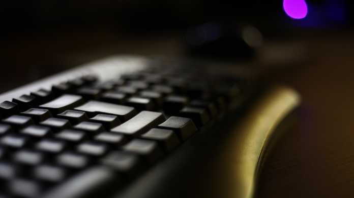 Jobs, Arbeitsplätze, Tastatur, Start-up