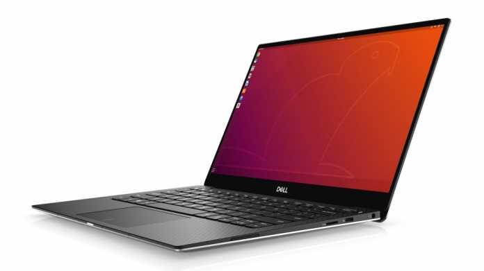Dell XPS 13: Neues Linux-Laptop der Developer Edition