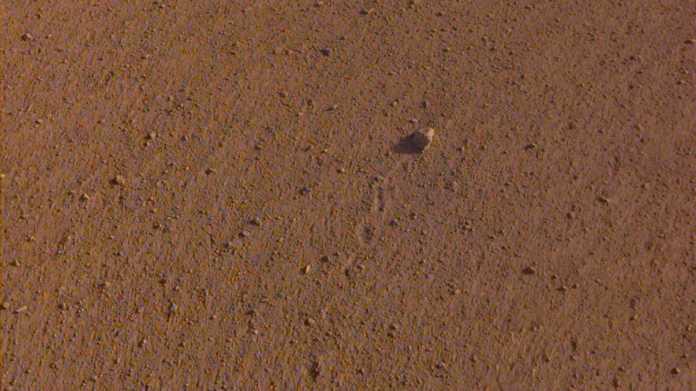 Nasa benennt rollenden Mars-Stein nach den Rolling Stones