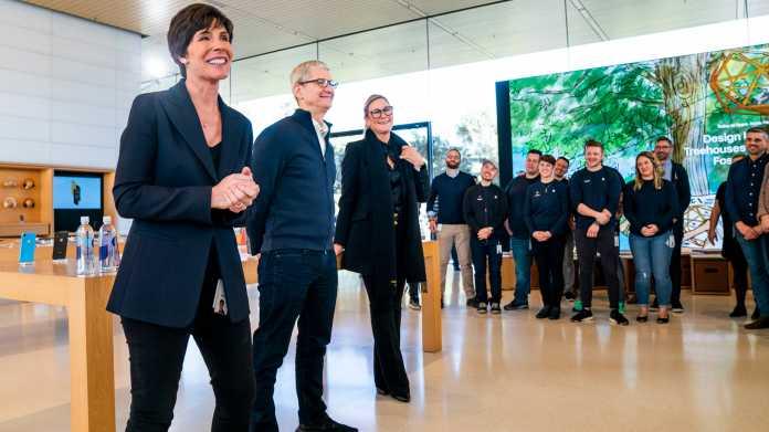 """Neue Retail-Chefin von Apple möchte """"Back to Basics"""""""