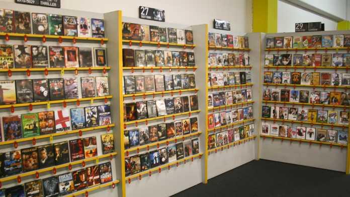 Sterbende Branche: Nur noch 440 Videotheken in Deutschland