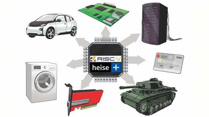 RISC-V: Das Potenzial der offenen Prozessorarchitektur