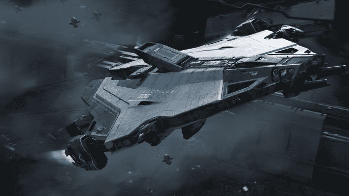 Star Citizen: Entwickler stellten neues Raumschiff auf exklusivem VIP-Event vor