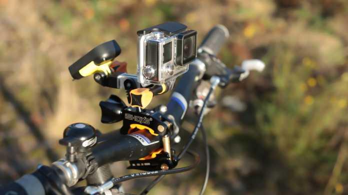 Aufnahme-Tipps für Actioncam-Videos
