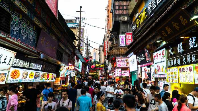 Handelskammern schlagen wegen Chinas Sozialkreditsystem Alarm