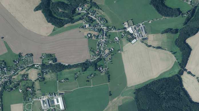 Geodaten von ganz Sachsen kostenlos online abrufbar