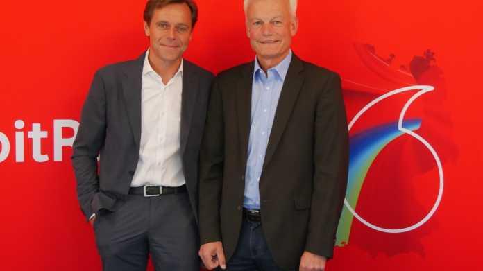 Vodafone: 100 Gigabyte für Unitymedia-Kunden