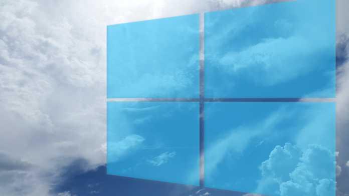 Windows-10-Reset aus der Cloud ab Frühjahr 2020 möglich