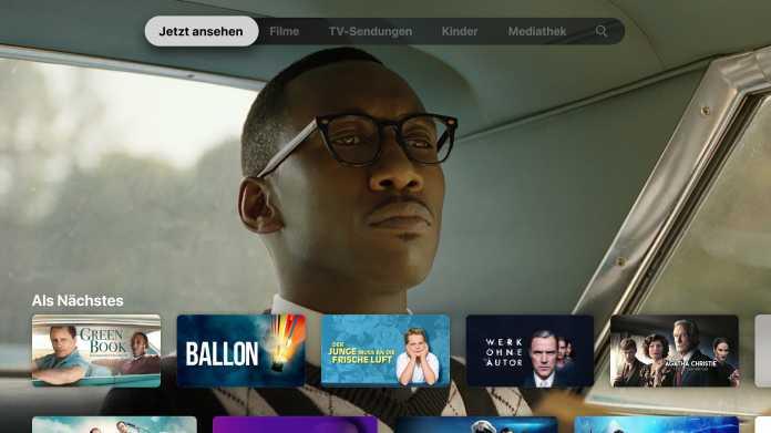 Angeblich neues Apple-TV schon nächste Woche