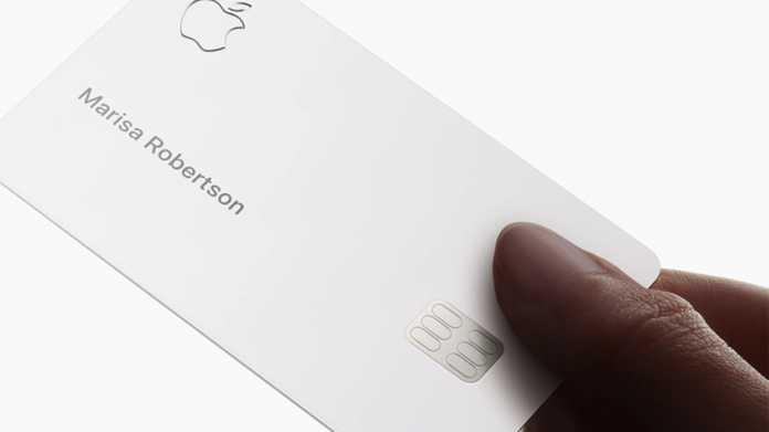 Chemische Analyse: In der Apple Card ist nicht nur Titan