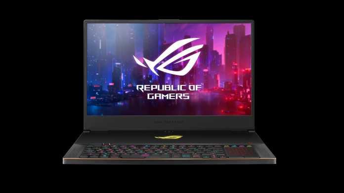 Acer Predator und Asus ROG: Die 300-Hz-Notebooks kommen