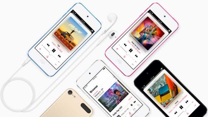 iPod touch der 7. Generation im Test: Update für den Kleinen