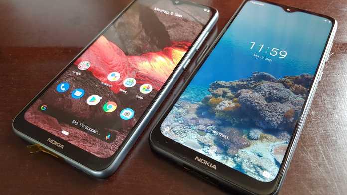 Nokia 7.2 & 6.2: Mittelklasse-Smartphones mit Android One und Triple-Kamera