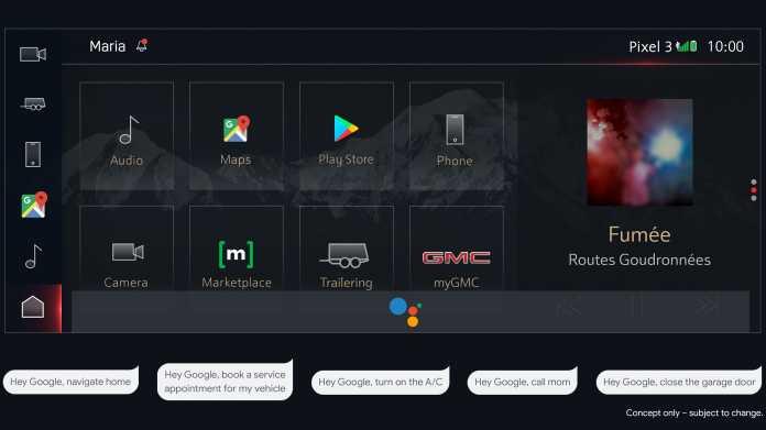 General Motors will ab 2021 stärkeren Fokus auf Android Automotive und Google-Dienste setzen