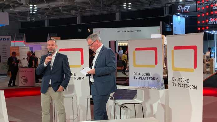Google tritt Deutscher TV-Plattform bei