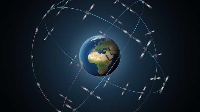 Satellitennavigation: Galileo knackt Marke von einer Milliarde Nutzer auf Handys