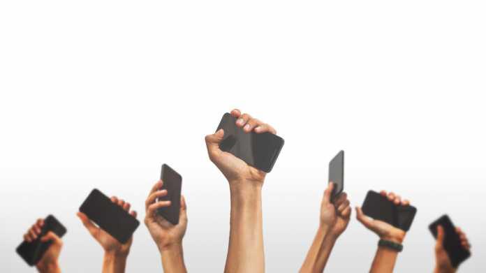 Revolution, Handys, Smartphones