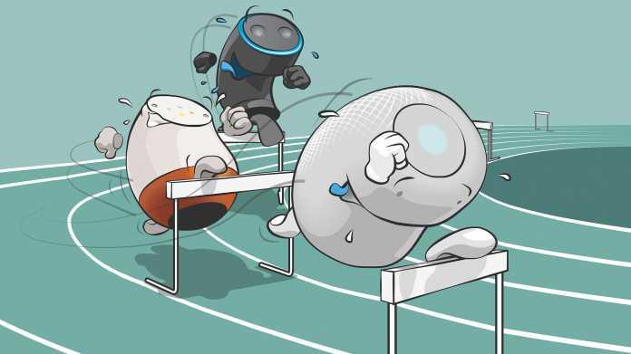 Alexa, Google Assistant, Apple Siri und Bixby im Alltag