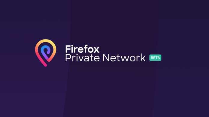 Mozilla / Firefox Test Pilot / VPN
