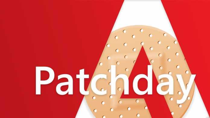 Patchday: Endlich mal wieder ein Flash-Update