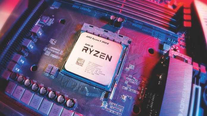 AMD Ryzen 3000: BIOS-Updates für höhere Boost-Taktraten