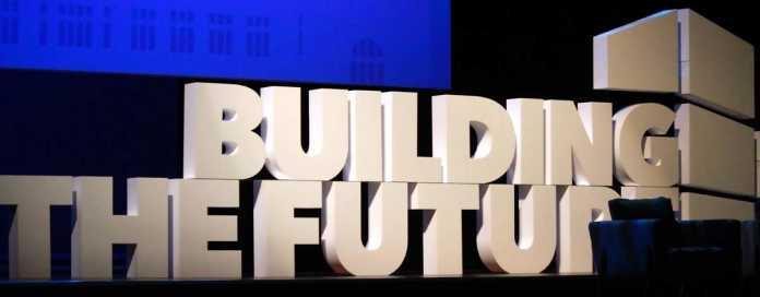 Die Cloud Foundry Foundation präsentierte sich vom Design her zukunftsgerichtet.