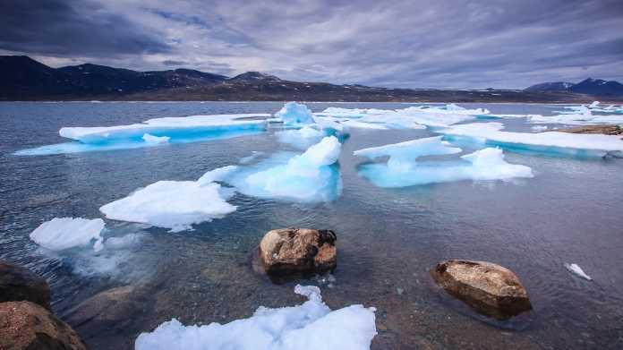 """Das Eis der Erde schmilzt – """"ein gigantisches Experiment"""""""