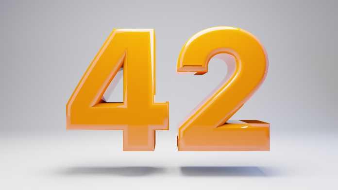 Mathematiker knacken Gleichung mit Kubikzahlen und der Summe 42