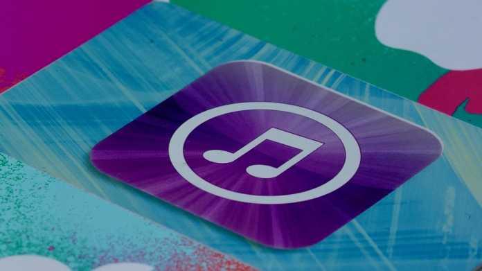 iTunes-Guthabenkarten