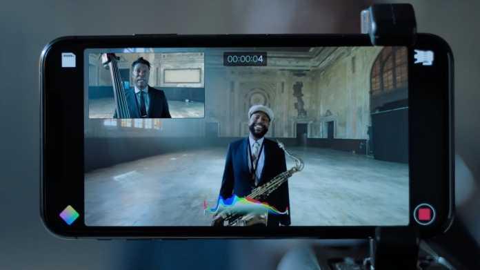Mehrere Kamerafeeds simultan aufnehmen: Nicht nur für iPhone 11 und 11 Pro