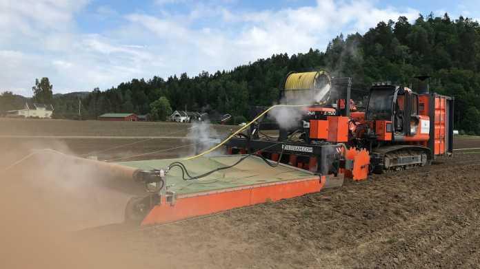 Soil Steam