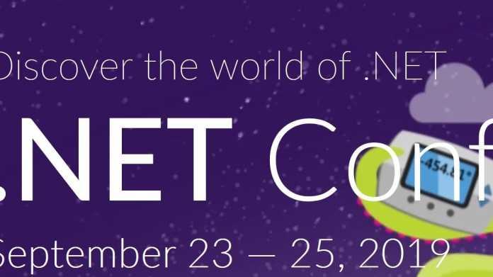 .NET Conf 2019: Was Entwickler erwarten können