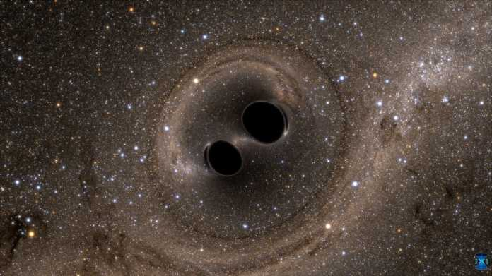 """Dank Gravitationswellen bestätigt: Schwarze Löcher haben """"keine Haare"""""""