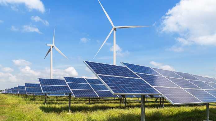 Google investiert Millionen in erneuerbare Enegiern