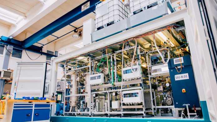 Wasserstoff: Von Bumm zu Boom