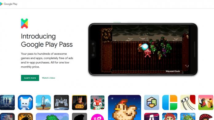 Play Pass: Google führt einen App-Abo-Dienst ein