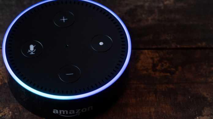 Amazon schmiedet Sprachassistenten-Allianz