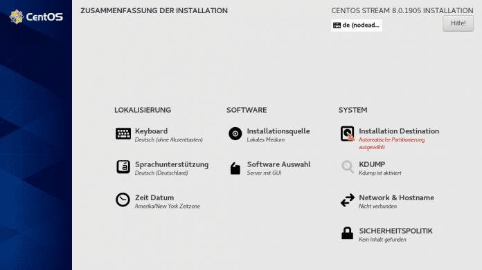 Neue Linux-Distribution CentOS Stream erlaubt Einflussnahme auf RHEL-Entwicklung
