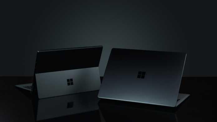 Surface: Microsoft stellt nächste Woche neue Notebooks und Tablets vor