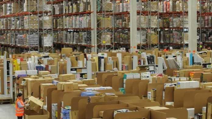 Amazon Logistik-Zentrum