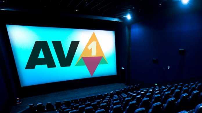 AV1 Videocodec