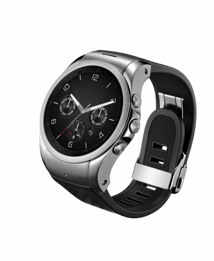 Die LG Watch Urbane: Eine chice Uhr, die niemals erschienen ist.