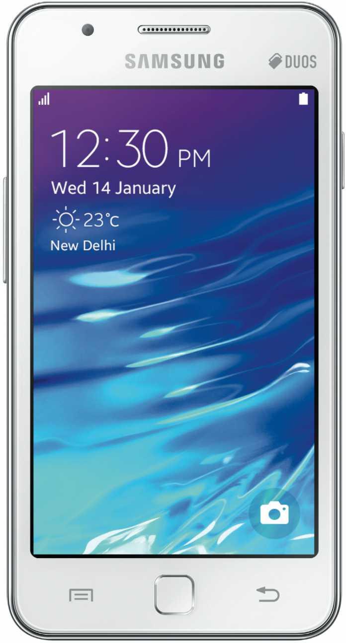 Das Samsung Z1: Das erste Smartphone mit dem Tizen-Betriebssystem. Der Erfolg blieb allerdings aus.
