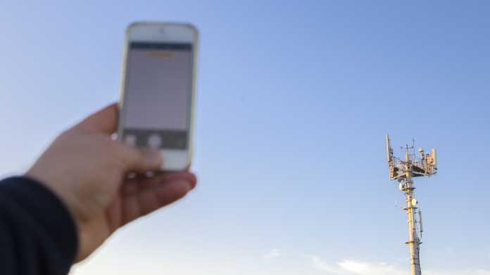 Funklöcher: Netzbetreiber dürfen an der Grenze hochdrehen