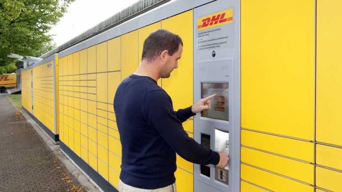 Post stellt 3000 zusätzliche Packstationen für Pakete auf