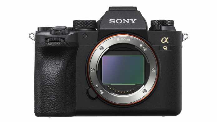 Sony A9 II: Spiegellose Vollformatkamera für Profi-Fotografen