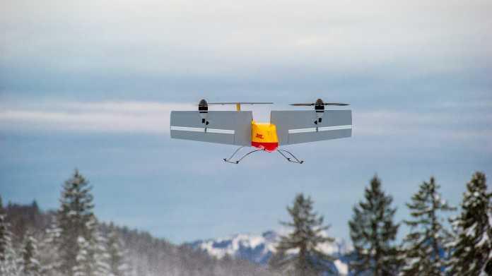 """Paketzustellung: """"Drohnen sind ein Randthema"""""""
